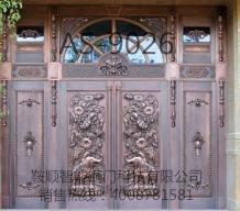 别墅铜门AS-9026